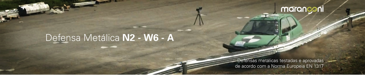 defensa metalicaW6